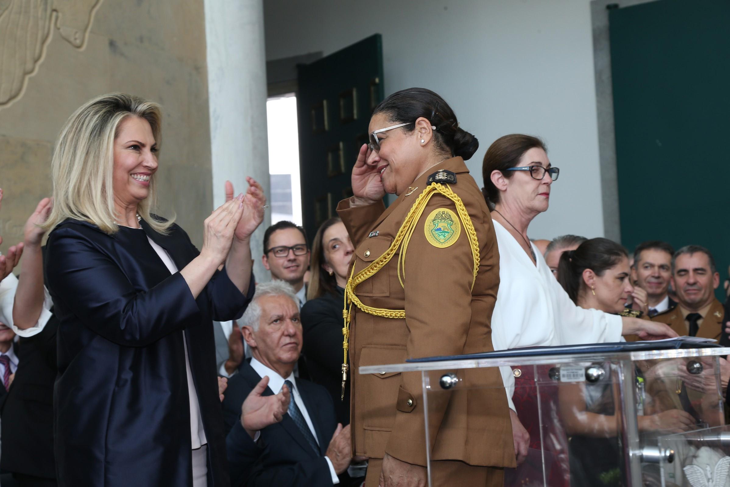 Mulheres são destaque no governo de Cida Borghetti