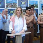 Cida anuncia mais R$ 5 milhões para obras e investimentos em Guaratuba