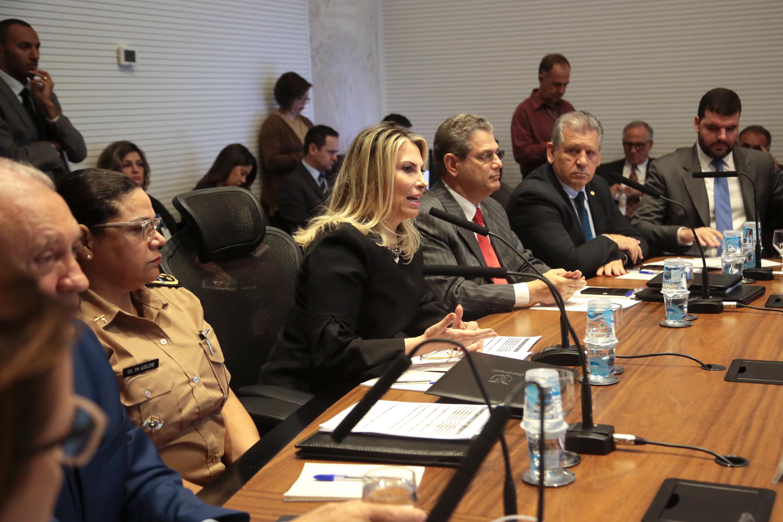 Cida anuncia Abelardo Lupion para Infraestrutura e Dilceu Sperafico para Casa Civil