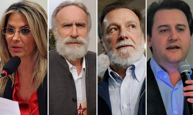 No Paraná, 64% não sabem em que votar, diz Ibope