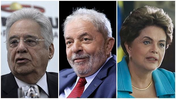 Economia foi melhor com FHC do que com Lula e Dilma