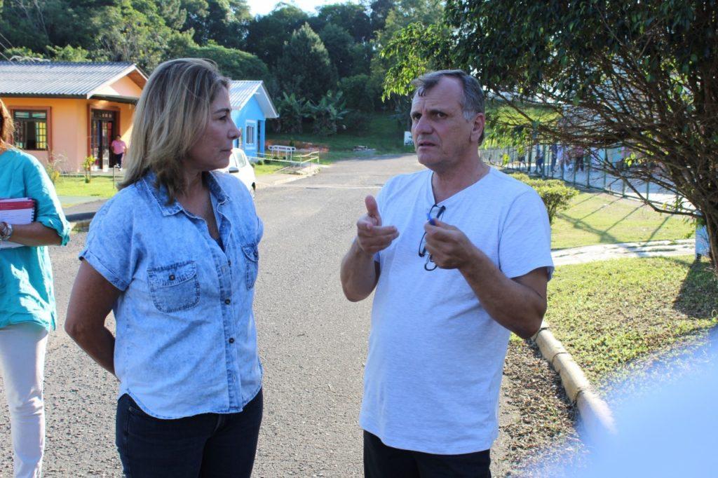 """Maria Letícia: """"Pequeno Cotolengo faz a diferença"""""""