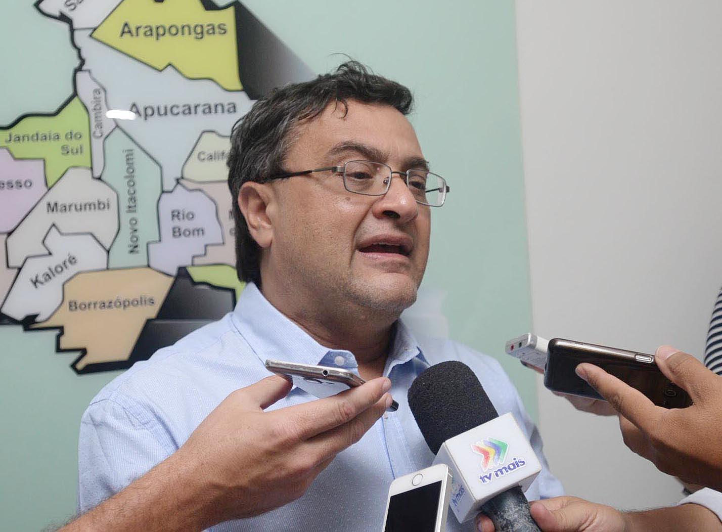 Saúde de Curitiba recebe atenção especial, diz Michele Caputo