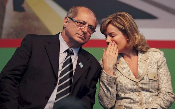Gleisi só é minha mulher, contesta Paulo Bernardo no STF