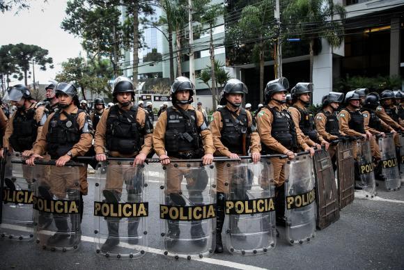 Paraná terá esquema de segurança para prisão de Lula em Curitiba