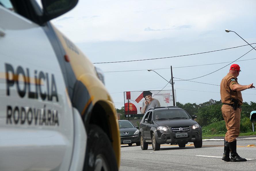 Polícia Rodoviária estadual vai reforçar segurança no feriadão
