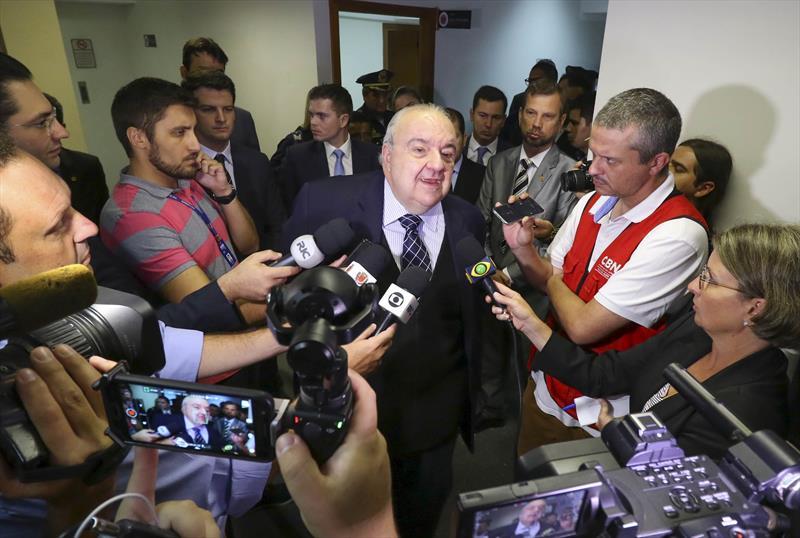 Greca afirma que a paz social em Curitiba depende da Justiça
