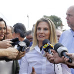 Cida visita Castro, Jaguariaíva e Carambeí