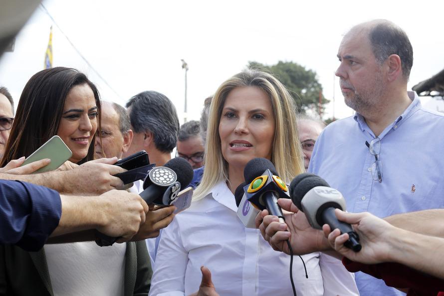Infraestrutura moderna é prioridade do Paraná, diz Cida