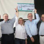 Cida libera R$ 40 milhões para cooperativas e produtores através do BRDE