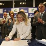 Cida quer ampliar oferta de gás natural no Paraná