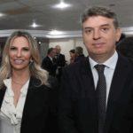 Em Cascavel, Cida reconduz Julio Reis na Secretaria de Segurança Pública do Paraná