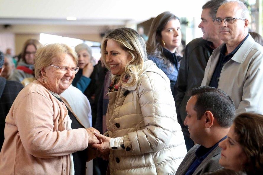 Cida determina apoio imediato aos moradores de Teixeira Soares