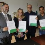 Cida repassa R$ 2,6 mihões para obras em Prudentópolis, Ubiratã e Marumbi