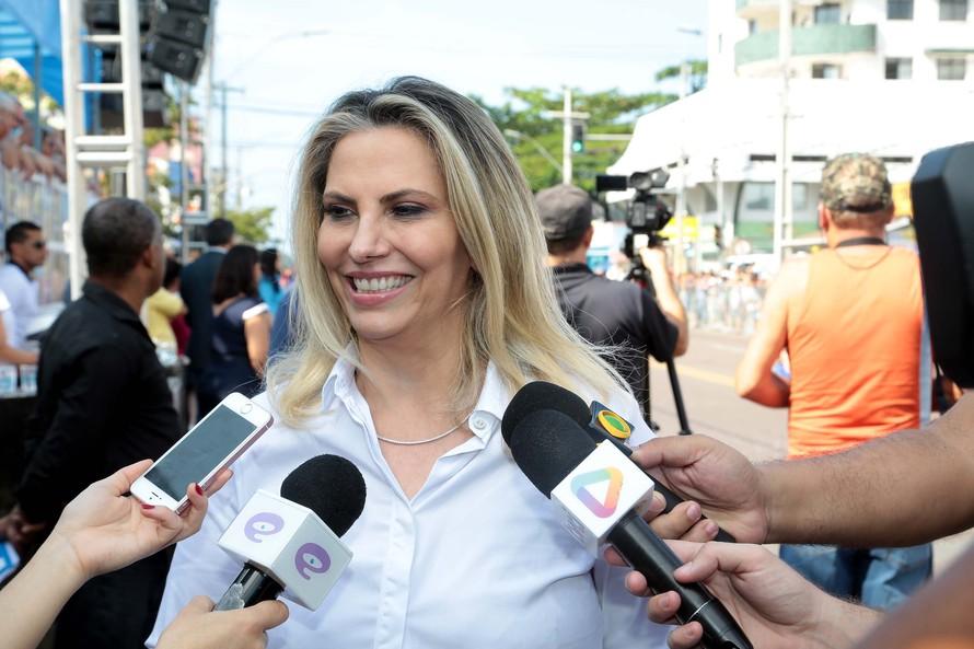 Governadora Cida recebe prefeitos do Sudoeste em Pato Branco