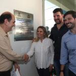 Cida entrega nova unidade da saúde da família e nova clínica em Santa Mariana
