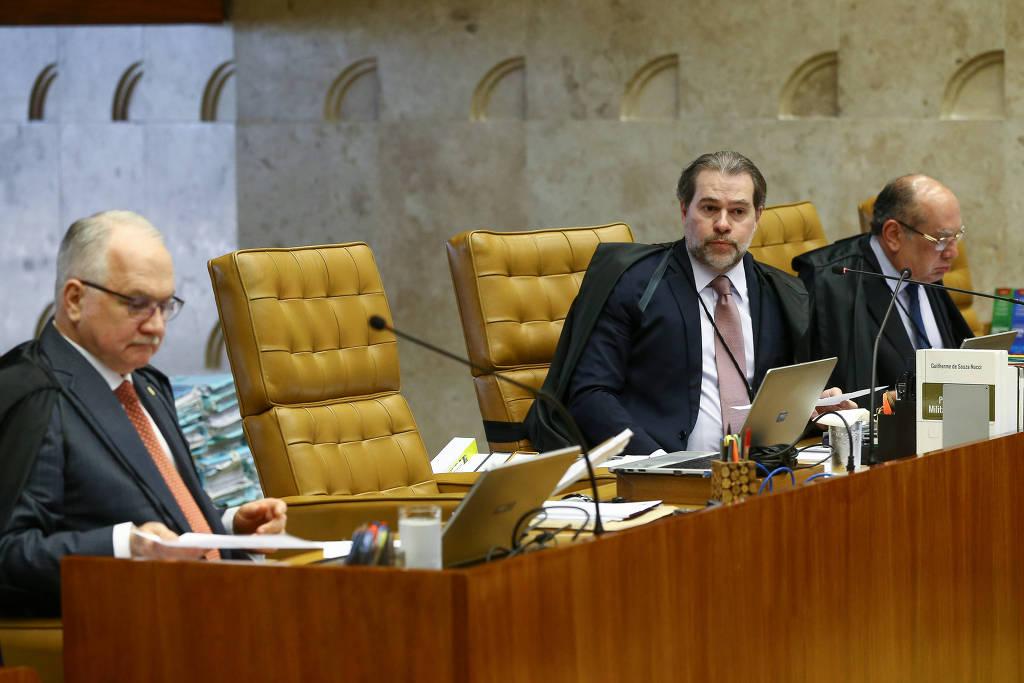 Dias Toffoli quer restringir foro especial do Executivo e Judiciário