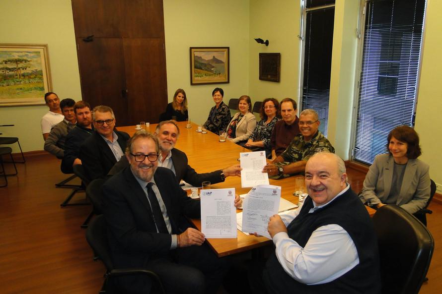 IAP e prefeitura avançam na integração das ações ambientais em Curitiba