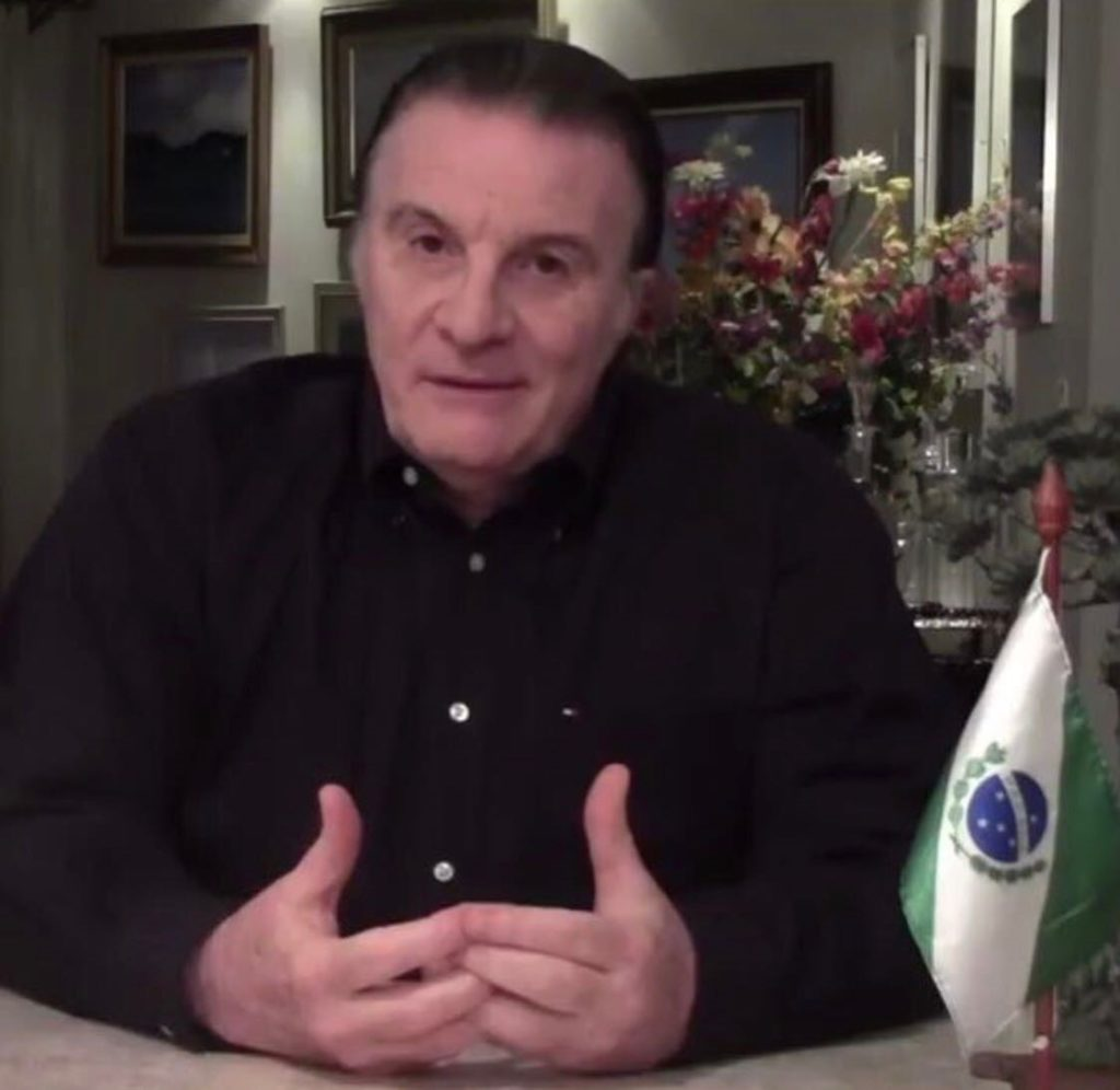 Ogier Buchi defende nova ferrovia como indispensável à economia do Paraná