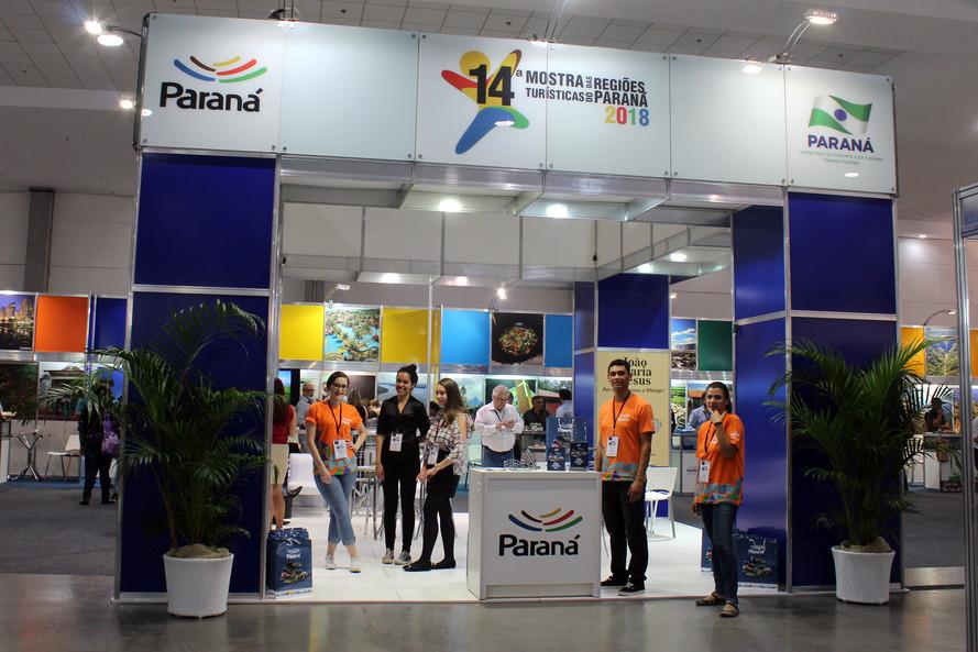 Mostra das Regiões Turística fortaleceu destinos do Paraná