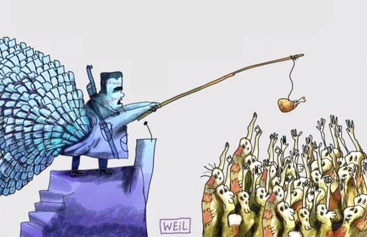 A apatia do eleitor