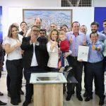 Cida anuncia R$ 12 milhões para obras em 30 cidades do Noroeste