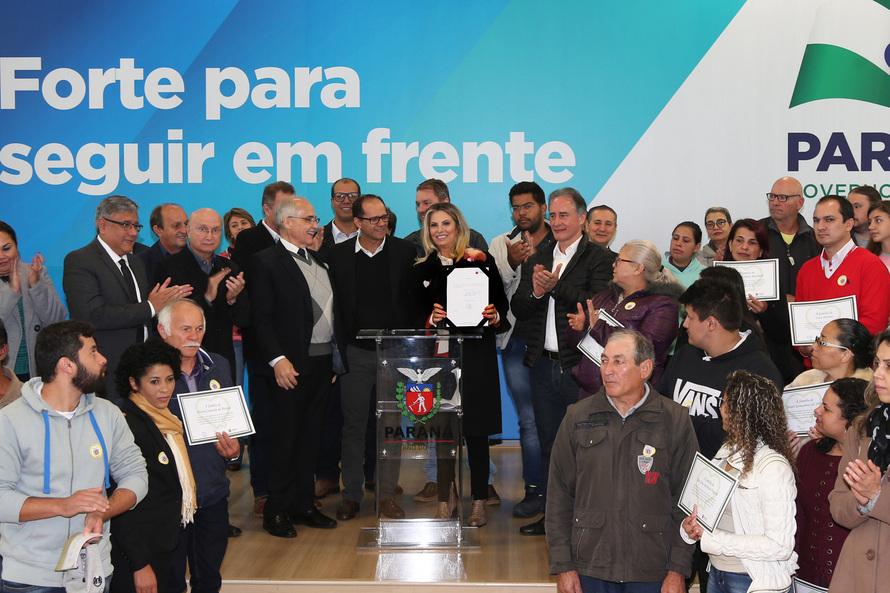 Cida destaca liderança do Paraná no ranking de doação de órgãos