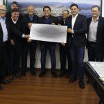 Cocamar vai custear projeto executivo da ponte entre Santa Cruz de Monte Castelo e Ivaté