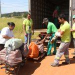'Feira Verde', que troca recicláveis por alimentos, volta a atender em Ponta Grossa; confira o calendário