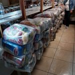 Kits de alimentação escolar atendem 17 mil famílias do Norte Pioneiro