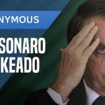 Após vazamento de dados internautas relatam compras feitas com o cartão de crédito de Bolsonaro