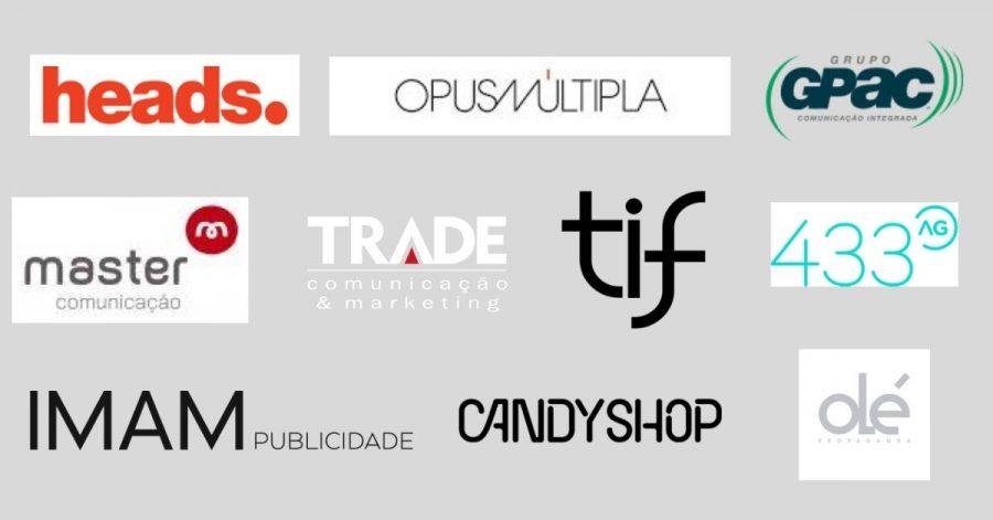 Heads, OpusMúltipla, G/PAC, Master, Trade, Tif, Imam, Candy Shop e 433, todas de Curitiba, e Olé Propaganda, de Ponta Grossa, são as agências paranaenses no ranking do CENP.
